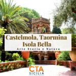 Castelmola, Taormina e Isola Bella