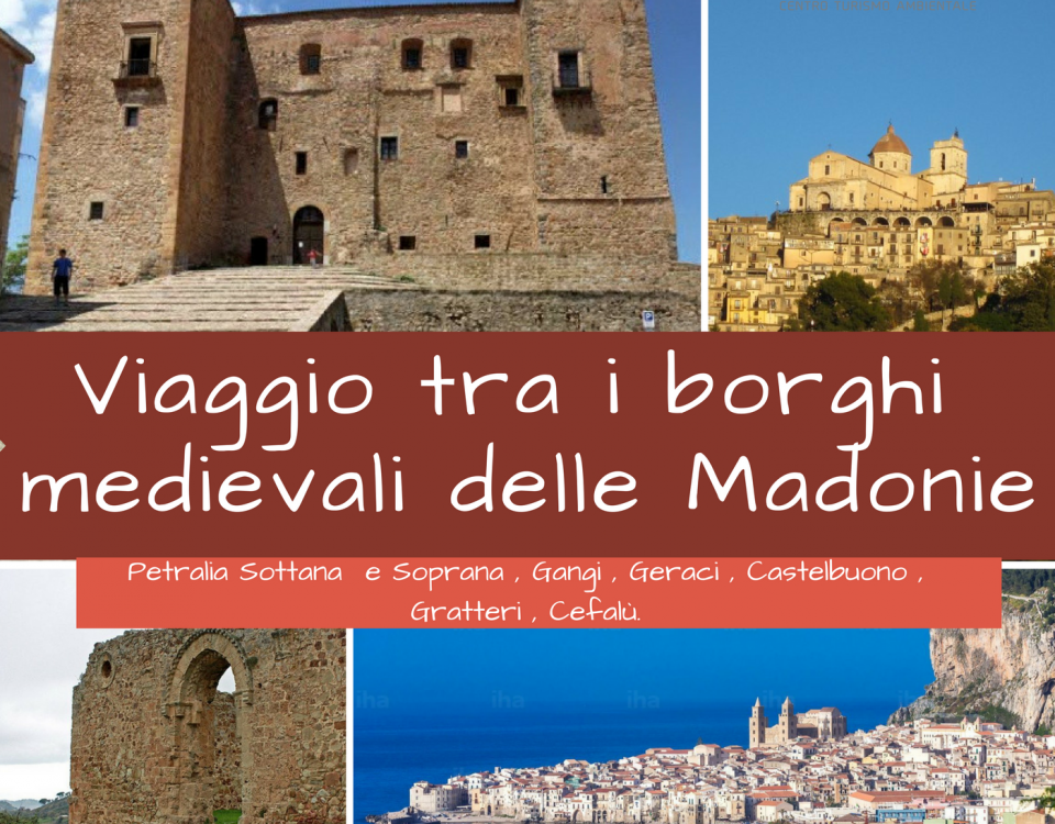 borghi medievali madonie