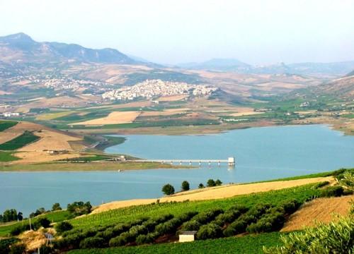 """Sambuca di Sicilia """"La valle del carboj""""  itinerario tra natura e storia"""