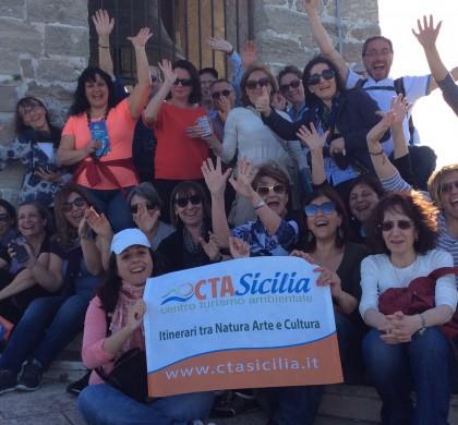 (Italiano) CTA Sicilia per ONLUS T.Colonna a Borgo Sutera…..per chi suona la campana