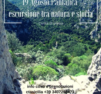 (Italiano) 19 Agosto : Civiltà di Pietra – Escursione nella valle del Calcinara tra storia e natura