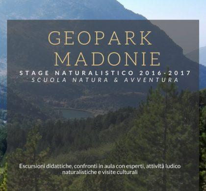 (Italiano) GEOPARK MADONIE – Stage Naturalistico  2016-2017 Scuola Natura & Avventura –