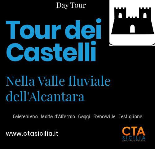 castelli tour alcantara