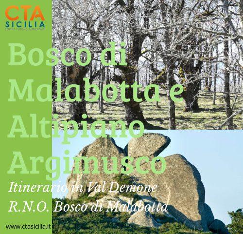 Bosco di Malabotta argimusco