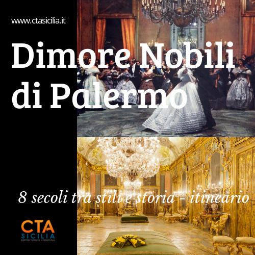 Dimore Nobili di Palermo